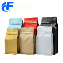 Hot selling new design coffee bag with valve