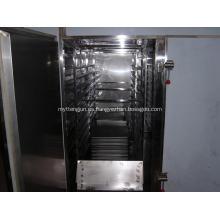 Máquina de secado de bandeja directa del proveedor