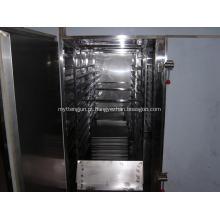Máquina de secagem direta da bandeja do fornecedor