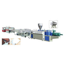 PVC kitchen cabinet panel making machine(385)