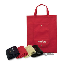 PP Non Woven Folding Bag (HBFB-4)