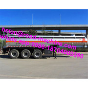 Concentrated Sulfuric Acid Transport Tank Semi Trailer