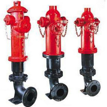 AWWA C502/DIN/BS Pillar Fire Hydrant Outdoor Pillar fire hydrant