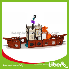 Novel Design Piratenschiff Serie Outdoor Play Playsets LE-HD017