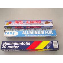 Aluminium-Folie Laminieren