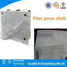 Paño de filtro de alta calidad de poliéster / dacron para el agua
