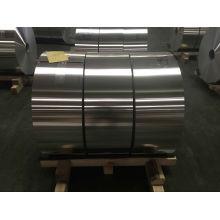 Low Earring Rate 8011 Aluminium Foil pour PP Cap