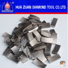 Huazuan Tools Diamond Core Drill Bit Segment à vendre