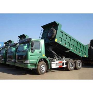 Camion à benne basculante HOWO 6X4 336HP Sinotruk (ZZ3257N3647B)