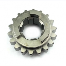 Steel Spur Layshaft Gear for Racing Car