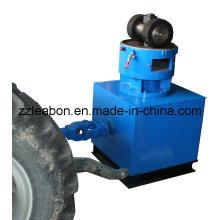 Utilizar el sistema de lubricación automático Máquina de hacer pellets de aserrín de madera