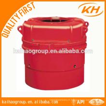 Glissière pneumatique API 7K PS375 utilisée pour le forage au champ de pétrole