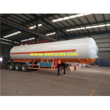 60000 Liters LPG Gas Transport Trailers