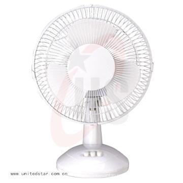 Ventilador de mesa de enfriamiento de aire de 9′′