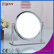Fyeer estilo clássico rodada espelho de maquilhagem (M5076)