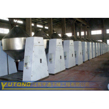 Environmental Szg Double Tapered Vacuum Dryer