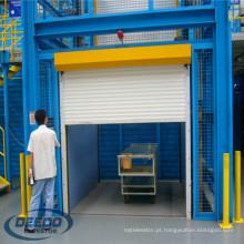Elevador elétrico dos bens da carga do armazém do passageiro da fábrica da construção do elevador