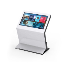 43'' indoor Advertising display screen mall kiosk equipment digital signage touchscreen information kiosk