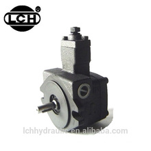 parallel key and plate rolling machine double power steering vane pump