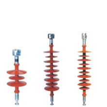 33kv 35kv 36kv composto tipo isolador de pino / linha polímero isolador Post