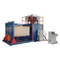 Automatic Vacuum Batch Foam Making Machine
