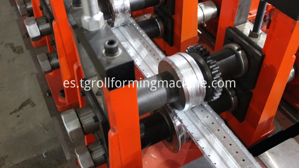 Electrical Enclosure Box Roll Forming Machine