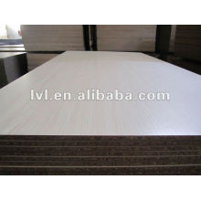 E1 glue white cherry melamine particle board