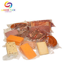BPA Free Custom Plastic Resealable Vacuum Food Bags