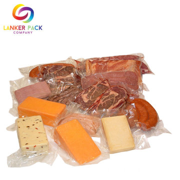 BPA Free Plastic Resealable Custom Food Bags