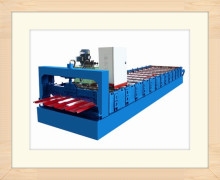 High Quality Metal Sheet Roof Tile Making Machine