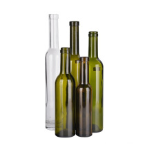 Factory Direct Hot-Selling Dark Green Cooking Olive Oil Empty Glass Bottle