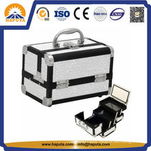 Shining Cosmetic Case with Trays (HB-2034)