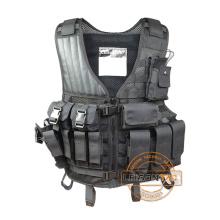 Wholesale Low Price Military Tactical 1000D High Strength Waterproof Nylon Bulletproof Hunting Vest