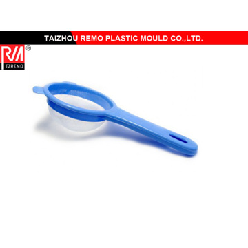 Molde de plástico colador de té de alta calidad