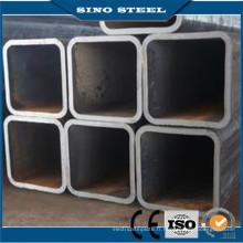 Tuyau d'acier ERW de forme carrée de grande taille