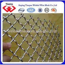 decorative crimped wire mesh