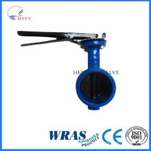 Hot sale high quality electric cast iron butterfly valve