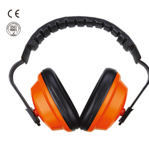 Hearing protection safety earmuffs