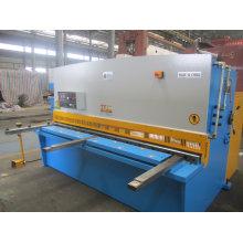 Máquina de corte hidráulica da máquina hidráulica da placa de aço QC12y-10X2500