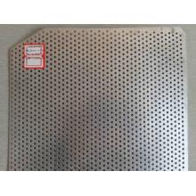 Metal perforado de aluminio