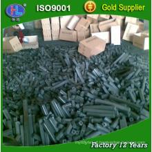 Preço de fábrica De Churrasco De Bambu Que Cozinha Carvão De Briquete De Serragem Para Venda