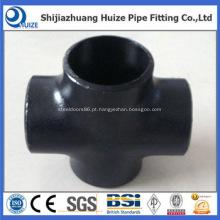 A234 WPB / WPC bunda de aço carbono soldado igual tee