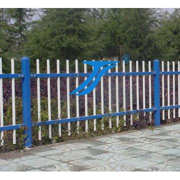 Valla de jardín, Conch Type II Elegant UPVC Garden Fence