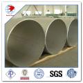 SCH40 ASTM A213 316 السلس الفولاذ المقاوم للصدأ الأنابيب