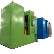 Eine Maschine zum Entfernen von Metallgussteilen kostet