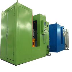 آلة لإزالة تكلفة المسبوكات المعدنية