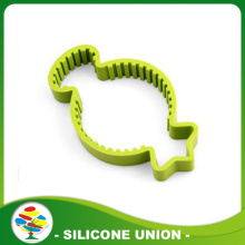Silicone beer bottle opener for promotional gift