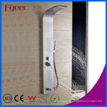 Panneau de douche Fyeer de haute qualité Muitifunction 304 en acier inoxydable