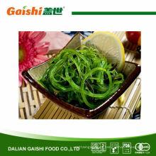 Exportação instantânea Kuki Wakame para toda a salada de algas congeladas de primeira qualidade do mundo