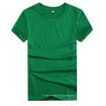 Gewohnheit druckte Ihr Logo-Polyester-preiswertestes Hemd für förderndes
